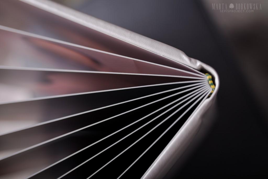 album z Crystal Albums, fotografie Sepis Project